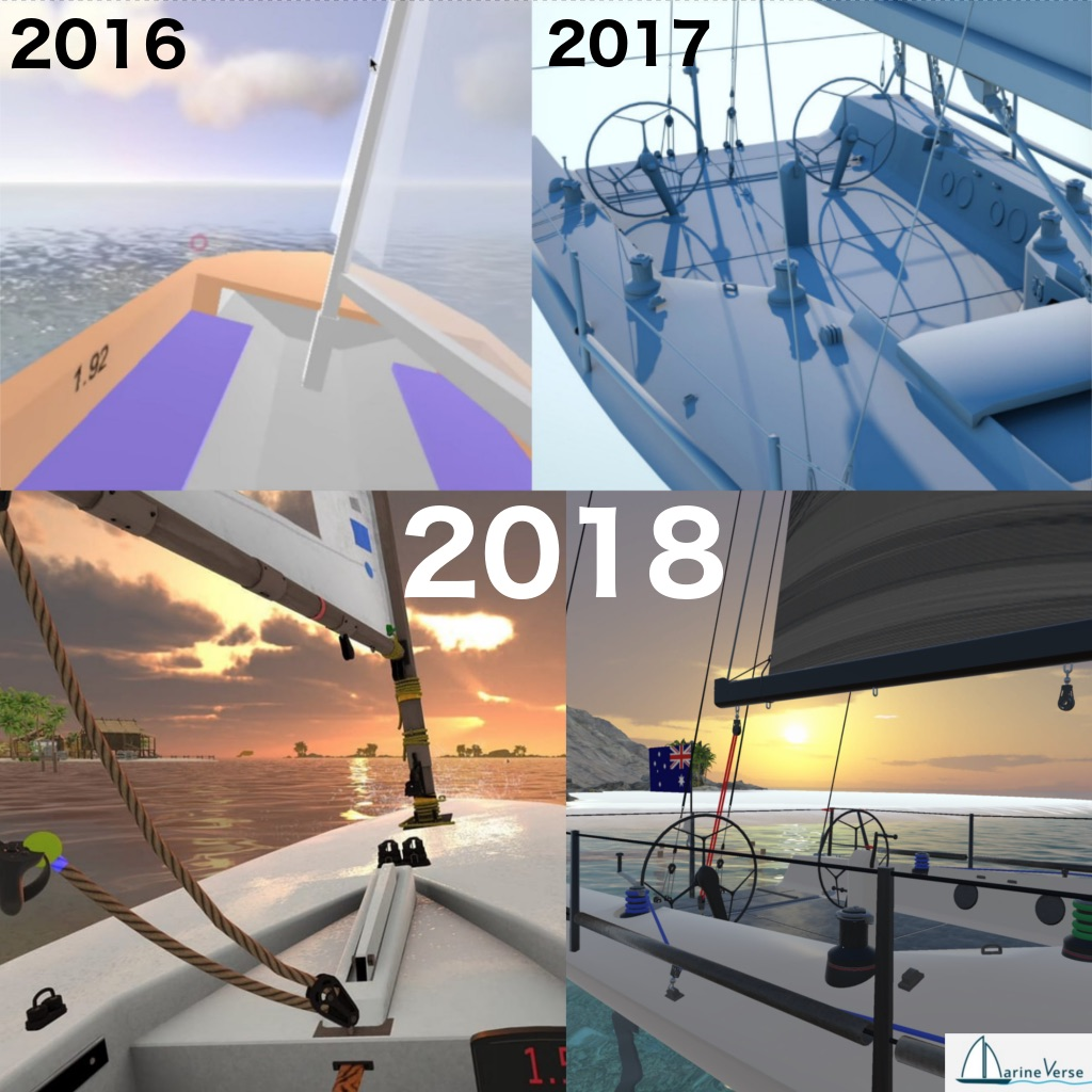 Three years of MarineVerse
